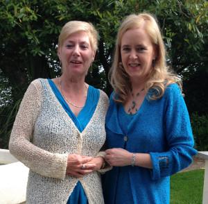 Kathy Murphy and Dympna Casey